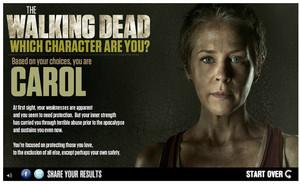 tu are Carol!