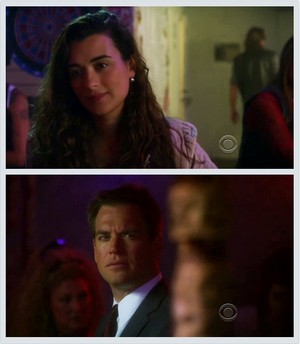 "Ziva & Tony 7x22 ""Borderland"""