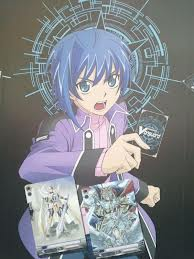 Cardfight Vanguard karatasi la kupamba ukuta containing anime called aichi sendou