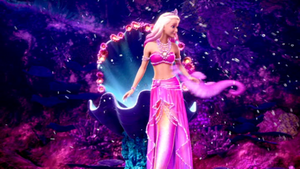 barbie in preal princess
