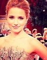 beautiful dianna agron - glee photo