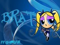brat - powerpunk-girls wallpaper