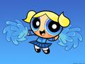 bubbles cheerleader - powerpuff-girls photo