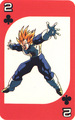 dbz card  - dragon-ball-z photo