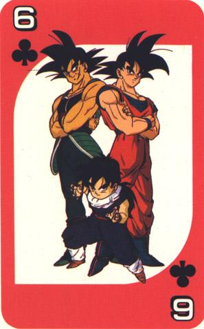 dbz card