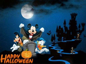 Disney Happy Halloween