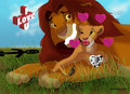 eeeeeer kiara? - the-lion-king-2-simbas-pride fan art
