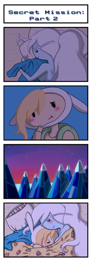 fionna and ice কুইন