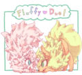 fluffy duel - fluffle-puff photo