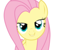 fluttershy upendo Face