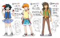 genderbend - pokemon photo