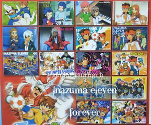 inazuma eleven forever