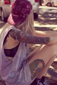 inked grunge - tattoos photo