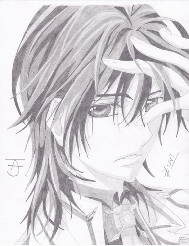 Vampire Knight wolpeyper probably containing a snap sitaw entitled kaname