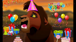 kovu birthday!