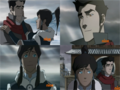mako and korra - avatar-the-legend-of-korra photo