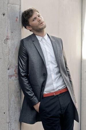 my newest hottie,Jamie Dornan<3