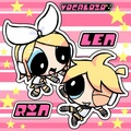 rin & len - powerpuff-girls photo