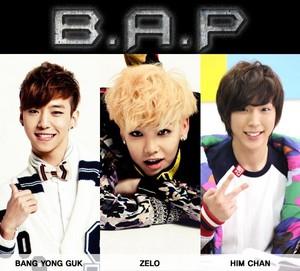 the B.A.P <3