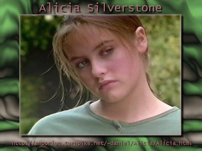 alicia silverstone 1992 - photo #16