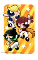 the heroes - powerpuff-girls photo