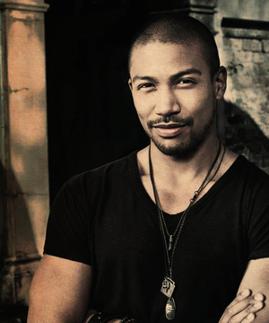 "the originals characters → Marcellus ""Marcel"" Gerard"