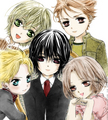 vampire knight - vampire-knight fan art