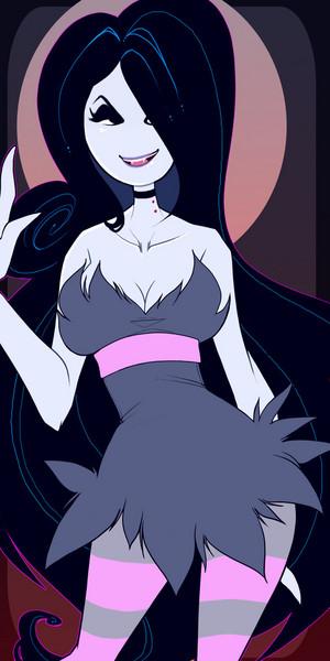 vampire queen marceline