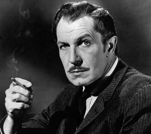 Vincent Price wallpaper with a business suit entitled vincent