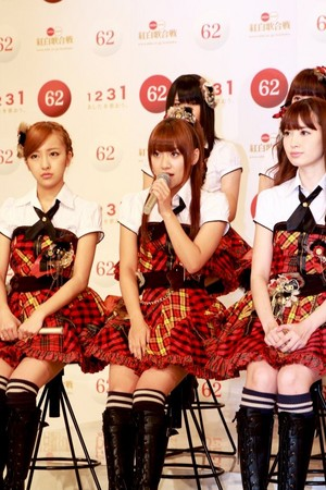 【AKB48が紅白応援隊就任「全国に歌の力を伝えられたら」】