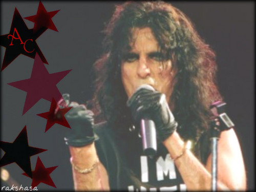 Alice Cooper wallpaper possibly containing a concerto and a guitarist titled ★ Alice ☆