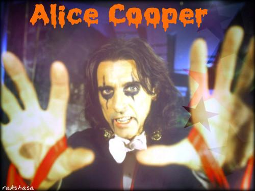 Alice Cooper wallpaper entitled ★ Alice ☆