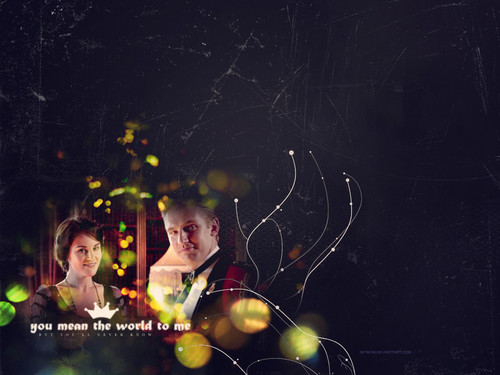Downton Abbey wallpaper titled ::DA::