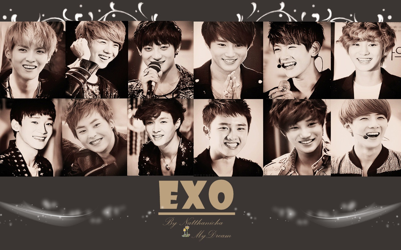 Exo Images Exo Hd Wallpaper And Background Photos 36006235