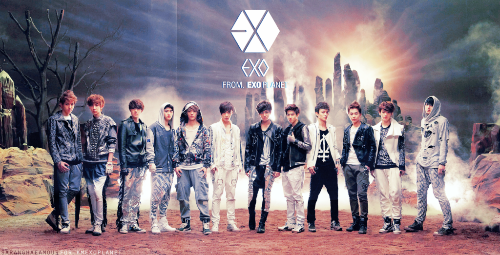 Exo Images Exo Hd Wallpaper And Background Photos 36006247