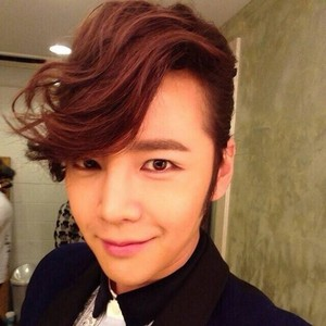 Jang Geun Suk's new twitter profile photo.