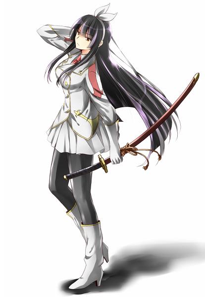 Kagura Mikazuchi! ♥ - Fairy Tail Fan Art (36019209) - Fanpop
