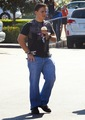 *NEW PHOTOS* (Nov. 9) Prince Jackson leaving Starbucks in Calabasas, CA 2013 :) - prince-michael-jackson photo