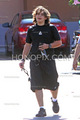 *NEWS* (Jul. 17) Prince Jackson leaving his Jiu-Jitsu Class in L.A - prince-michael-jackson photo