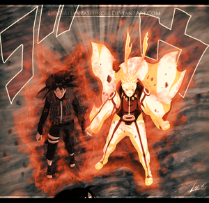 *Naruto & Hinata*