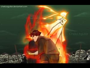*Naruto & Lee*