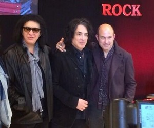 ★ Paul, Gene, & John Varvatos ☆