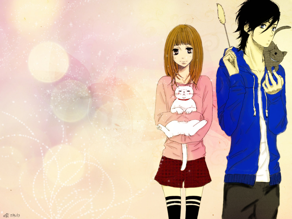 Suki tte Ii na yo♥ - Manga Wallpaper (36007410) - Fanpop: www.fanpop.com/clubs/manga/images/36007410/title/tte-ii-na-wallpaper