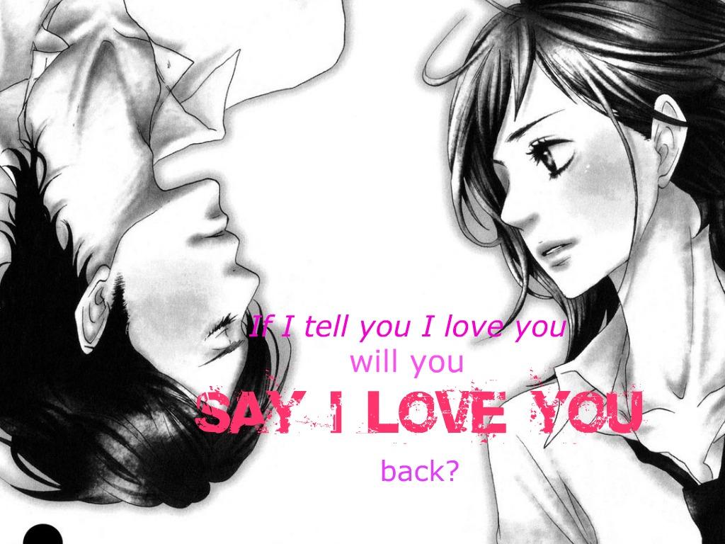 ♥Suki tte Ii na yo♥ - Manga Wallpaper (36007412) - Fanpop