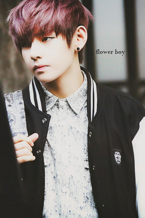 Taehyung   BTS Photo (36044672)  Fanpop - Cute Black Hairstyles