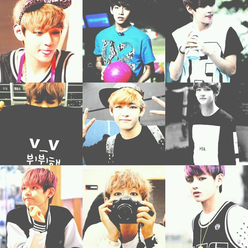 V (BTS) wallpaper titled ♣ Taehyung ♣