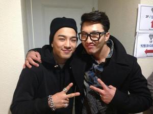 ✧♥Taeyang♥✧(Tae and His bro)