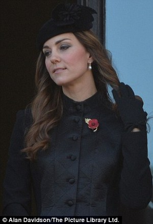 the Remembrance دن parade