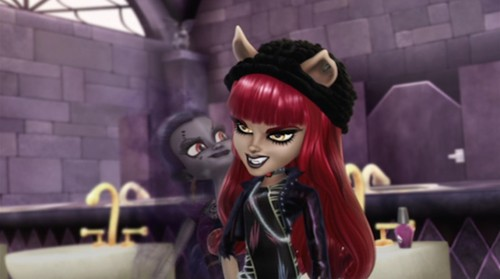 Monster High fond d'écran titled 13 Wishes Screenshots