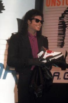 1989 L.A. Gear Press Conference